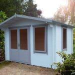 Shire Berryfield Log Cabin 11 x 10