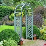 Blooma Chiltern Painted Willow Arch