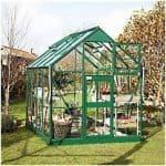 Eden Greenhouse Polycarbonate Glazing Acorn 6 x 6'
