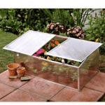 Halls Greenhouses Double Cold Frame