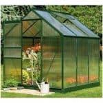 Halls Greenhouses Popular Polycarbonate Glazing Greenhouse Medium