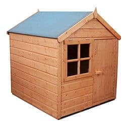 Croft Shiplap Wooden Playhouse