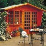 Shire Sandringham Summerhouse 9 x 14