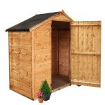 The BillyOh 300M Windowless Tongue & Groove Apex Shed