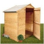 The BillyOh 300S Windowless Garden Shed