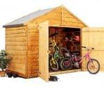 The BillyOh Apex Bike Store 3 X 7