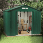 The BillyOh Beeston Premium Metal Shed