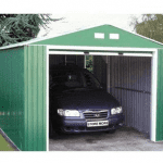 The Duramax Olympian Garage