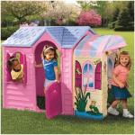 Little Tikes Princess Garden Plastic Playhouse