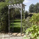 Rowlinson Wrenbury Steel Garden Arch