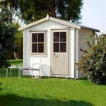 Hartley 10X10 19mm Tongue & Groove Timber Log Cabin