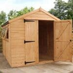 14′ x 8′ Ultimate Shed