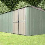 10′ x 15′ Shed Baron Grandale Utility Metal Garage