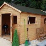 16′ x 10′ Windsor Groundsman Workshop Shed