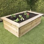 1800 x 900 x 150 Waltons Deluxe Raised Bed