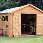 20′ x 10′ Windsor Groundsman Workshop Shed