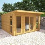 4 x 4 Waltons Insulated Garden Room