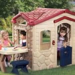 5'6 x 3'1 Little Tikes Picnic on the Patio