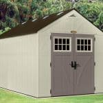 8′ x 13′ Suncast New Tremont Two Apex Roof Shed
