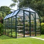 8 x 8 Rion Grand Gardener Polycarbonate Greenhouse