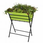 VegTrug Poppy Planter – Lime Green