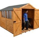 10'1 x 8'1 Shed-Plus Shiplap Workshop Shed