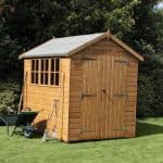 10′ x 6′ Traditional Heavy Apex Shed