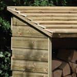 Hartwood FSC Log & Tool Store Roofing