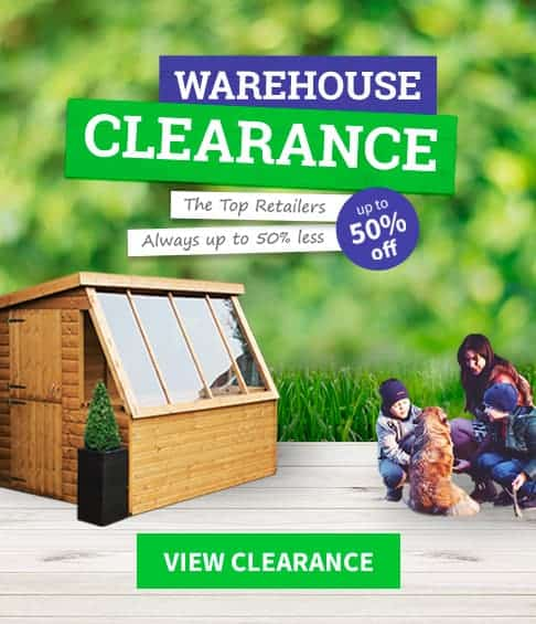 Shed Warehouse Clearance
